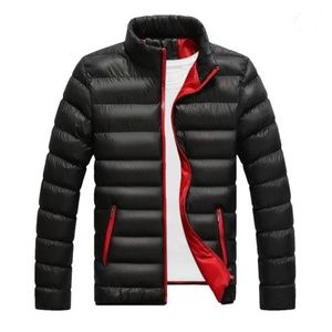 Other - Men's Winter Puffy Jacket